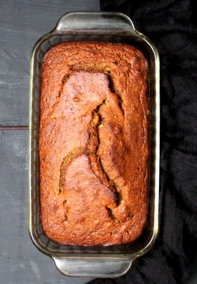 The best vegan banana nut bread