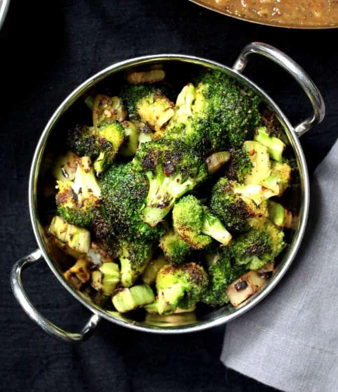 Broccoli Stir Fry Four Ingredients 20 Minutes Holy Cow Vegan Recipes