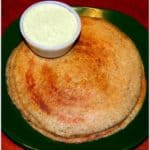 Brown Rice Dosas