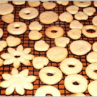 Sugar Cookies Invade My Cookie Jar!