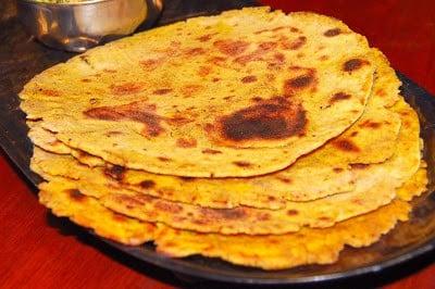 Photo of Rajasthani missi roti