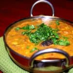 Low-Fat Rajasthani Five-Lentil Curry (Panchmel Dal)