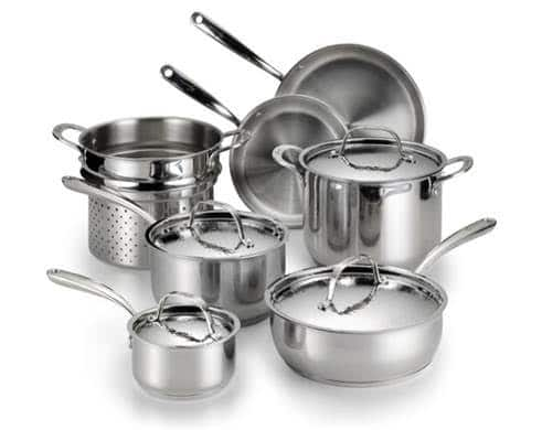 Lagostina Luminosa Cookware