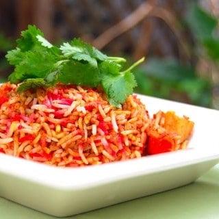 Restaurant Style Vegetable Biryani
