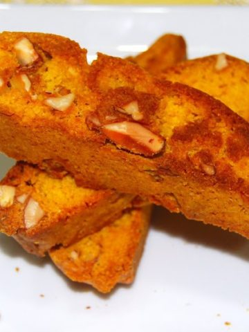 Mango Biscotti