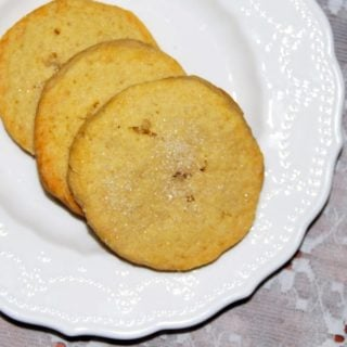 Sablé, or French Shortbread