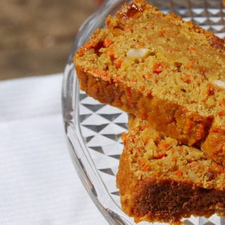 Carrot Bread: Low Fat And Wholegrain