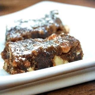 Fruit and Nut Burfi, an Indian-Style Fudge