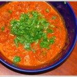 vegan kofta curry