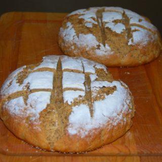 Whole Wheat Atta Bread