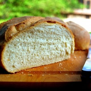 Crusty Italian Bread