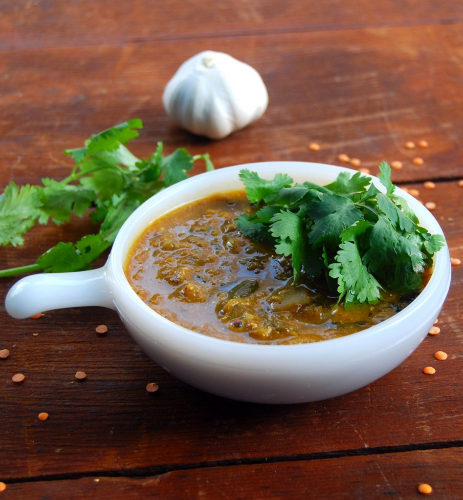 Fat Free Slow Cooker Dal