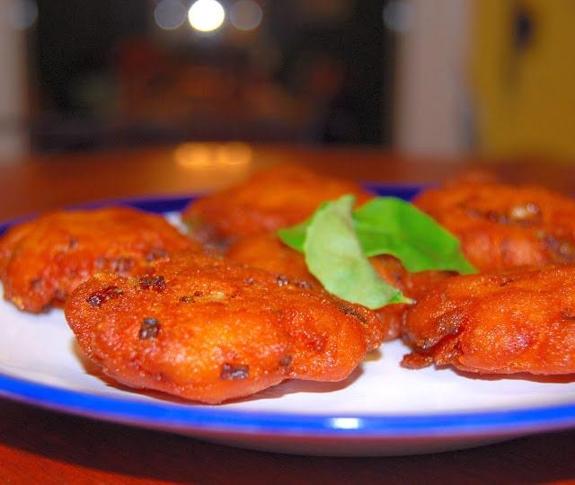 South Indian Potato Vada