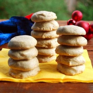Vegan Spice Cookies