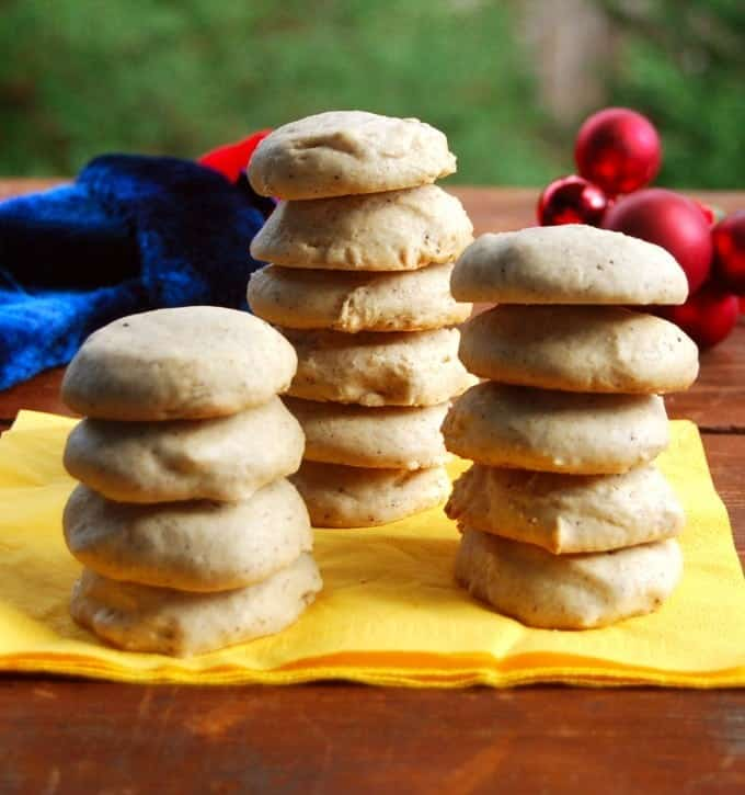 vegan spice cookies recipe
