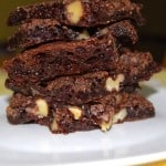 vegan gluten-free brownies