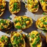 Healthy Potato Skins