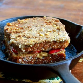 Healthy Stuffed French Toast