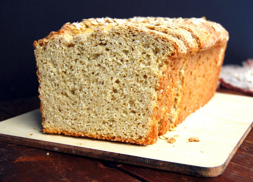 Applesauce Sandwich Bread