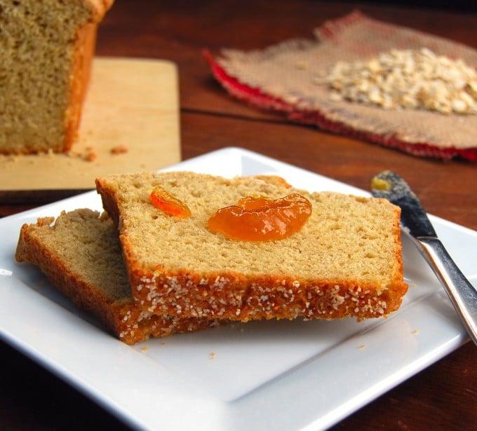 Applesauce Sandwich Bread