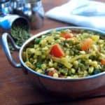 Moong bean Usal
