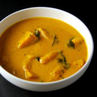Vegan Mango Curry - HolyCowVegan.net