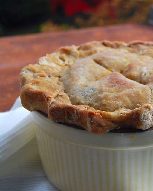 Tikka Masala Pot Pie