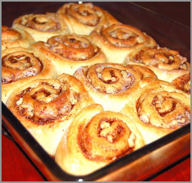Vegan cinnamon rolls - holycowvegan.net