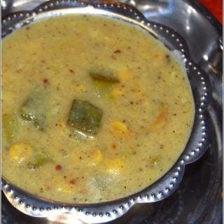 Zucchini Kootu