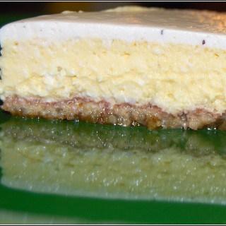Mango Cheesecake, Vegan