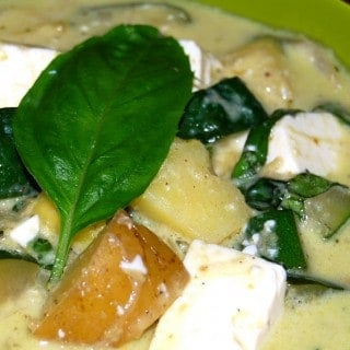 Vegan Thai Green Curry