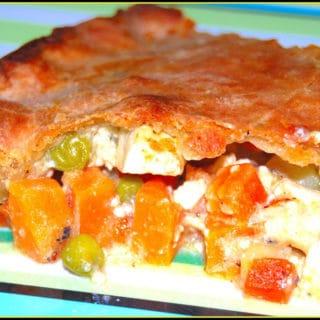Vegan Pot Pie: Healthy Comfort Food