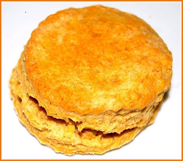 "Vegan ""Buttermilk"" Biscuits"