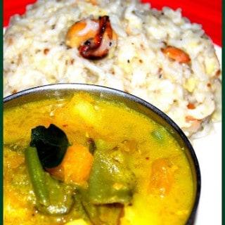 Sakkarai Pongal | Aviyal