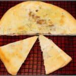 Vegan berber pizza