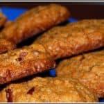 Banana Pecan Cookies