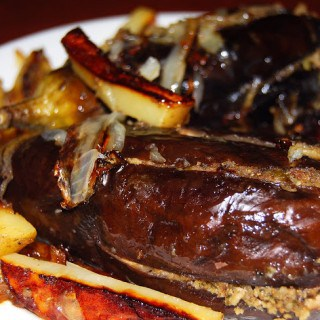 An Ode to the Eggplant: Bharleli Vangi
