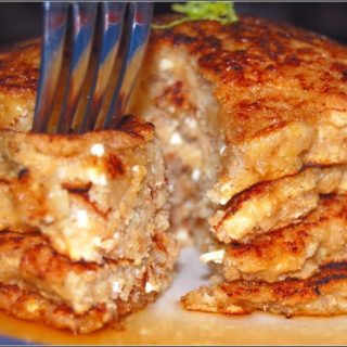 Wholegrain Tofu Pancakes