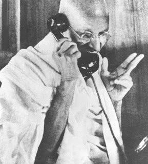 Why Gandhi Inspires Me