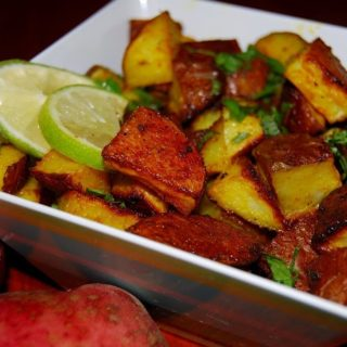 Easy Oven-Roasted Potatoes