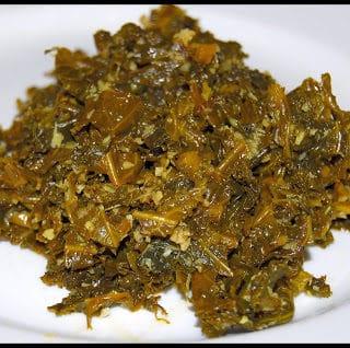 Kale Subzi