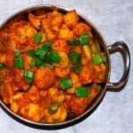 Cauliflower Sabzi