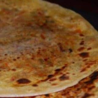 Gajar Mooli Paratha, Flatbreads Stuffed with Radish and Carrots