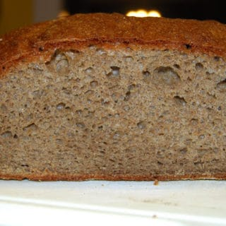 Multigrain Wholegrain Bread: Hearty and Easy
