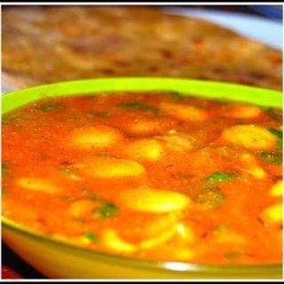 Lima Bean Curry