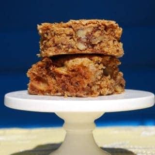 Whole Wheat Apple Cake, vegan