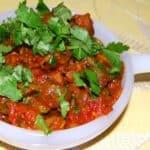 Mushroom Achari Recipe