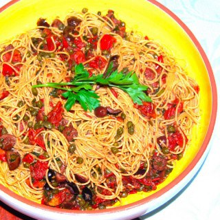 Vegan Slut's Spaghetti