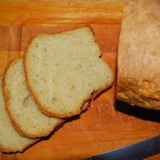 Fast Whole Wheat Bread