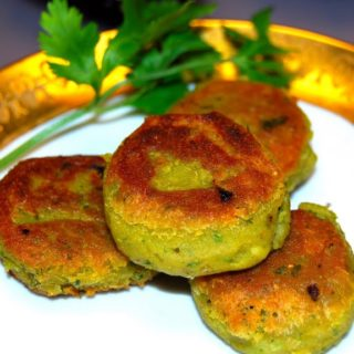 Avocado Shami Kababs